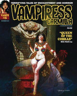 VAMPIRESS CARMILLA MAGAZINE (2020) #5