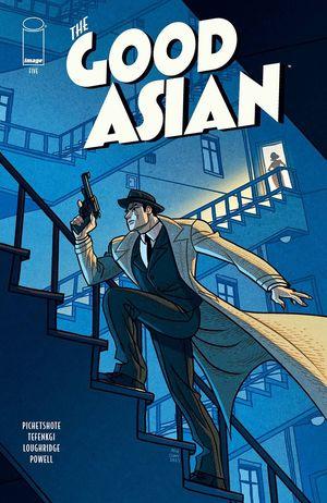 GOOD ASIAN (2021) #5 CHAN