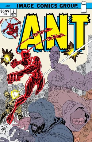 ANT (2021) #2 B