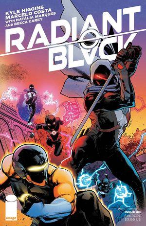 RADIANT BLACK (2021) #8