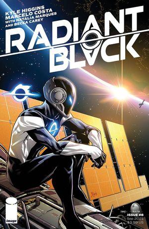 RADIANT BLACK (2021) #8 B