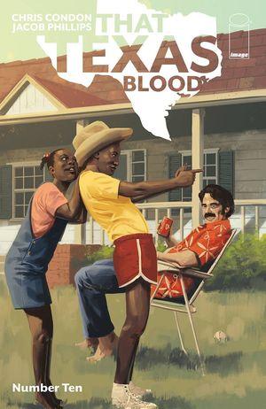 THAT TEXAS BLOOD (2020) #10