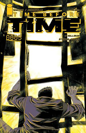 TIME BEFORE TIME (2021) #5
