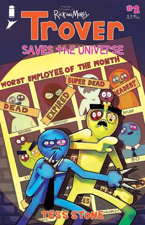 TROVER SAVES THE UNIVERSE (2021) #2