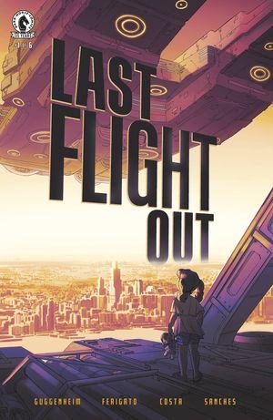 LAST FLIGHT OUT (2021) #1