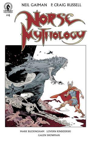 NORSE MYTHOLOGY II (2021) #4