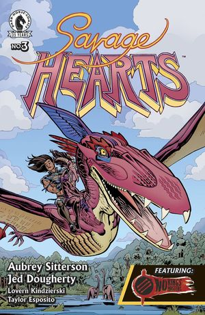 SAVAGE HEARTS (2021) #3