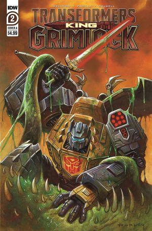 TRANSFORMERS KING GRIMLOCK (2021) #2