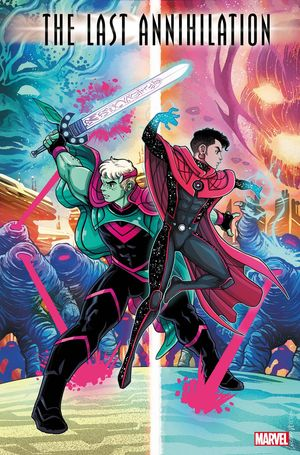 LAST ANNIHILATION WICCAN AND HULKING (2021) #1