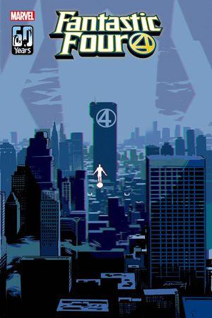 FANTASTIC FOUR LIFE STORY (2021) #4