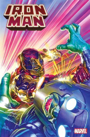 IRON MAN (2020) #12