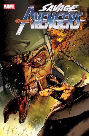 SAVAGE AVENGERS (2019) #24