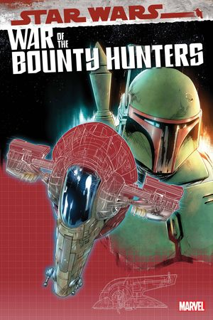 STAR WARS WAR BOUNTY HUNTERS (2021) #4 BLUEP