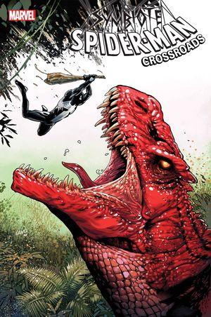 SYMBIOTE SPIDER-MAN CROSSROADS (2021) #3