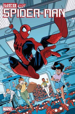 WEB OF SPIDER-MAN (2021) #4
