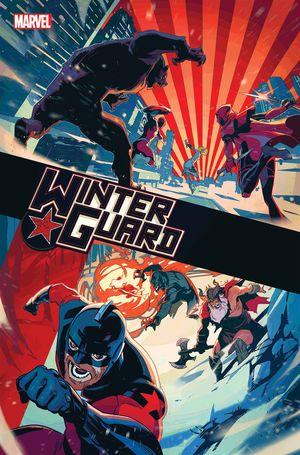 WINTER GUARD (2021) #2