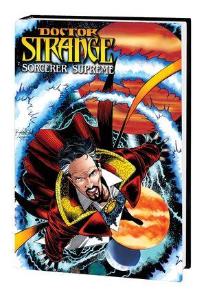 DOCTOR STRANGE SORCERER SUPREME OMNIBUS HC #3