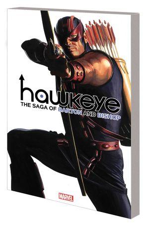 HAWKEYE BY FRACTION AJA TPB (2021) #1