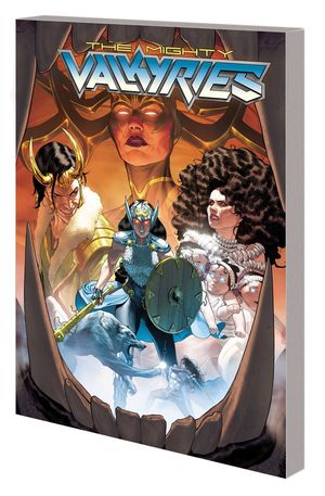 MIGHTY VALKYRIES TPB (2021) #1