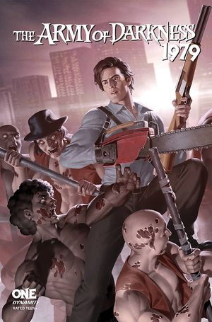 ARMY OF DARKNESS 1979 (2021) #1C