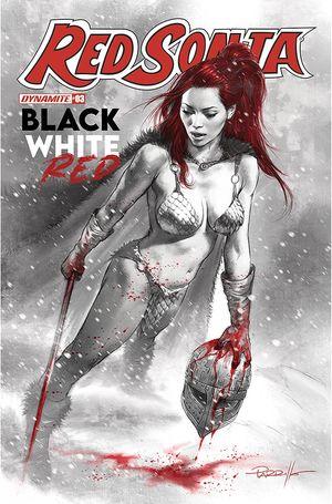 RED SONJA BLACK WHITE RED (2021) #3