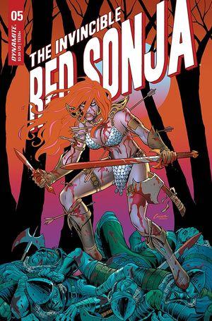 INVINCIBLE RED SONJA (2021) #5