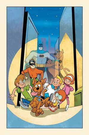 BATMAN AND SCOOBY-DOO MYSTERIES (2021) #6