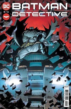 BATMAN THE DETECTIVE (2021) #5