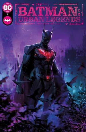 BATMAN URBAN LEGENDS (2021) #7