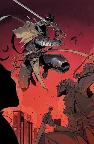 BATMAN URBAN LEGENDS (2021) #7 HICH