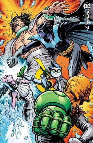 BATMAN URBAN LEGENDS (2021) #7 BURN