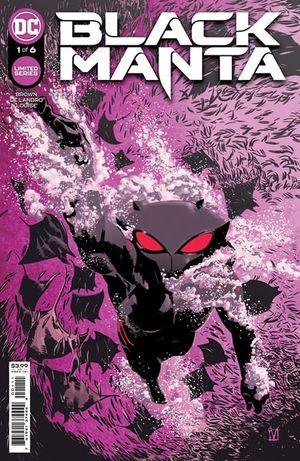BLACK MANTA (2021) #1