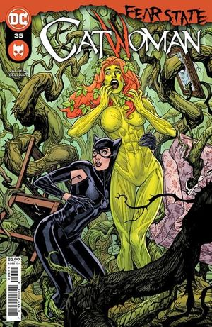 CATWOMAN (2018) #35
