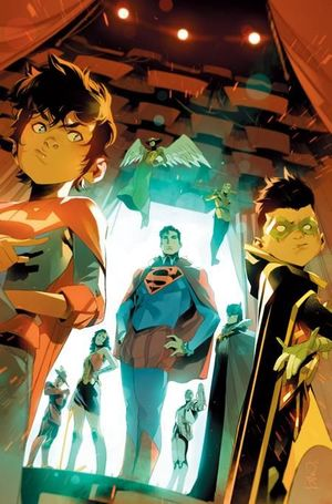 CHALLENGE OF THE SUPER SONS (2021) #6