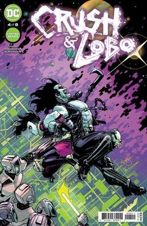 CRUSH & LOBO (2021) #4