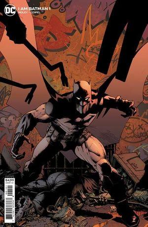 I AM BATMAN (2021) #1B