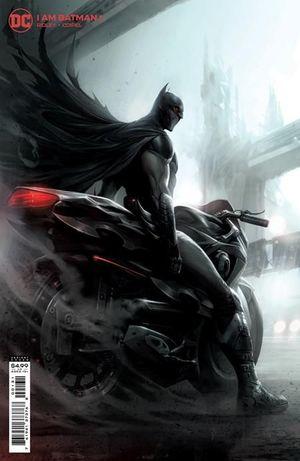 I AM BATMAN (2021) #1C