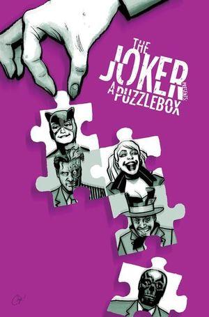 JOKER PRESENTS A PUZZLEBOX (2021) #2