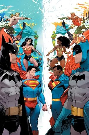 JUSTICE LEAGUE INFINITY (2021) #3