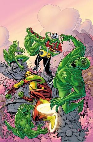 MISTER MIRACLE THE SOURCE OF FREEDOM (2021) #5