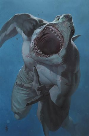 SUICIDE SQUAD KING SHARK (2021) #1B