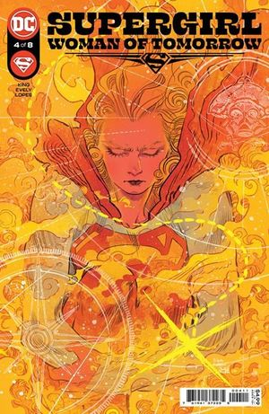 SUPERGIRL WOMAN OF TOMORROW (2021) #4