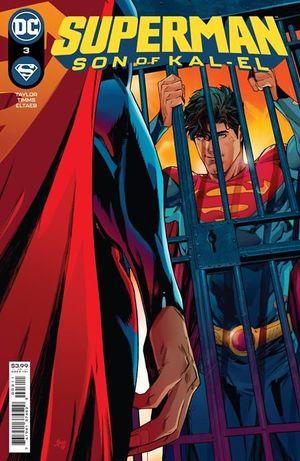 SUPERMAN SON OF KAL-EL (2021) #3