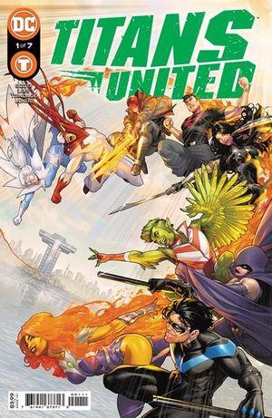TITANS UNITED (2021) #1