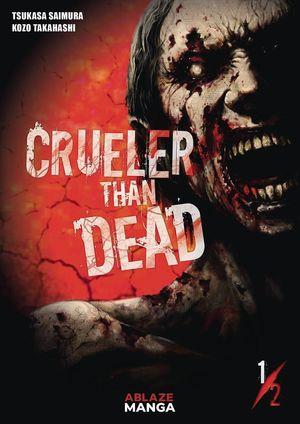 CRUELER THAN DEAD GN (2021) #1
