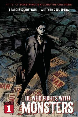 HE WHO FIGHTS WITH MONSTERS (2021) #1