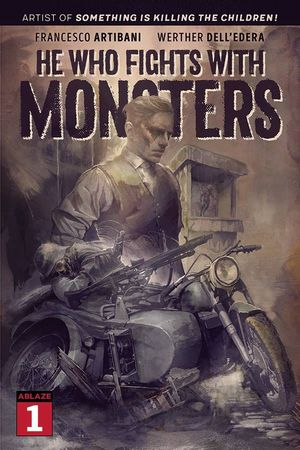 HE WHO FIGHTS WITH MONSTERS (2021) #1 C