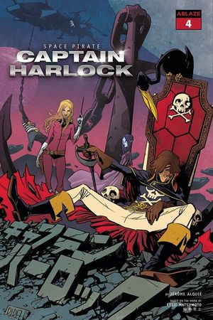 SPACE PIRATE CAPT HARLOCK (2021) #4