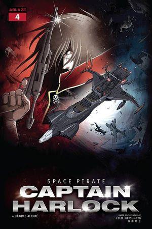 SPACE PIRATE CAPT HARLOCK (2021) #4 E