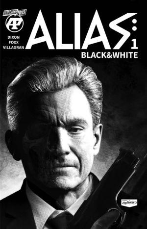 ALIAS BLACK & WHITE (2021) #1